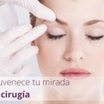 ¿Cómo puedo rejuvenecer la mirada sin cirugía?